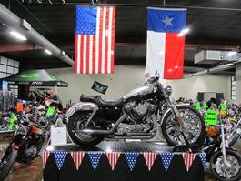 2003 Harley-Davidson 100th Anniversary Sportster
